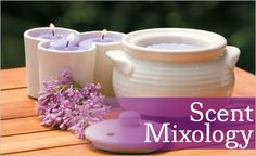 List of Yankee Candle scents to mix to create your own scent