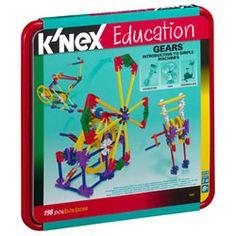 K'NEX® Intro to Simple Machines: Gears by KNex