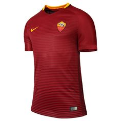 AS ROMA HOME MATCH JERSEY 2016/17