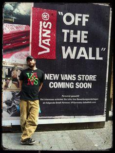 VANS    #VANS @Vans Off The Wall