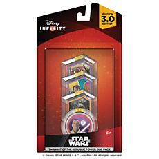 Disney Infinity: Star Wars Republic Power Disc Pack (3.0) - Pre-Order
