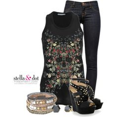 """""""Untitled #145"""" by sarah-mowad on Polyvore"""
