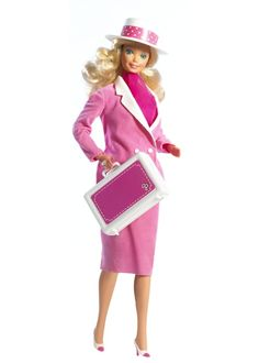 1985 Day to Night Barbie Doll
