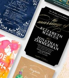 #Free #Wedding Invitation #Samples #freebie #freestuff