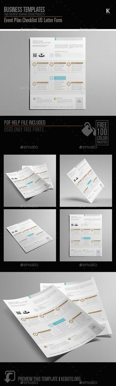 Kyros Architecture Project Plan A4 Template Pinterest - Event Plan Template