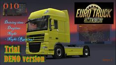 Car games #010 – Euro Truck Simulator 2, Fun also for Newbie Drivers to drive a large Truck. ... You can try it, in demo version.
