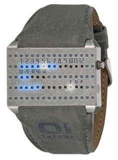 Binary Time Armbanduhr  IRSQ1109BW1 versandkostenfrei, 100 Tage Rückgabe, Tiefpreisgarantie, nur 169,00 EUR bei Uhren4You.de bestellen
