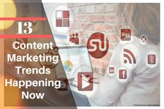 While there are some dependable content strategies we can go to every time, there are some trends that are making the industry sit up and pay attention. Internet Marketing, Online Marketing, Digital Marketing, Marketing Budget, Content Marketing Strategy, Make It Work, Pay Attention, Landing, Online Business