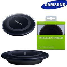 OEM Samsung Galaxy S6 S7 Edge Note5 LG Qi Wireless Charging Pad Black #Samsung