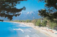 Golden beach, Thassos Greece