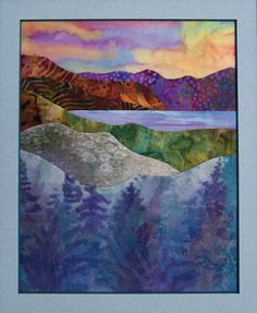 Check out this first rate patchwork quilts - what an artistic style Patchwork Quilting, Applique Quilts, Crazy Quilting, Art Quilting, Crazy Patchwork, Quilting Projects, Quilting Designs, Embroidery Designs, Quilting Templates