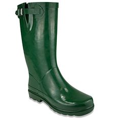 Sugar Womens Robby Rain Boot Green 7 M US -- Read more  at the image link. (This is an Amazon affiliate link)