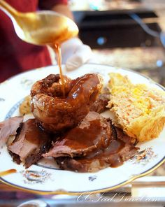 Sunday Carvery Roast @ The Ritz-Carlton KL
