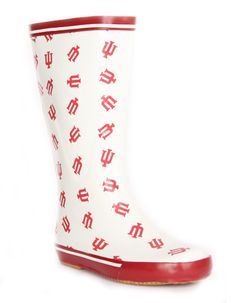 Indiana University - http://www.myfanshoes.com/collections/colleges