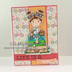 The Paper Nest Dolls Challenge Blog: Challenge 03