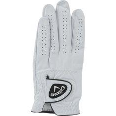 Callaway Men's Dawn Patrol Left-hand Golf Glove White - Golf Equipment, Golf Gloves at Academy Sports #golfgloves