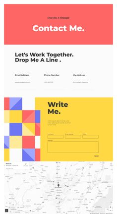 We use Elementor, the number one page builder for WordPress, to create engaging websites without code that help you grow your online business. Website Design Inspiration, Contact Us Page Design, Ui Design Mobile, Page Web, Wordpress Website Design, Free Website Templates, Web Design Tips, Design Research, Landing Page Design
