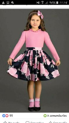 Нарядные платья и аксессуары для девочек Girls Dresses Sewing, Frocks For Girls, Little Girl Dresses, Kids Dress Wear, Kids Gown, Baby Frocks Designs, Kids Frocks Design, African Dresses For Kids, Latest African Fashion Dresses