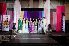 2012 Fashion Show Backdrop