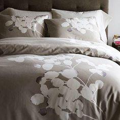 Suzie: Bedding - Solarized Duvet Cover + Shams | west elm - solarized, duvet, shams
