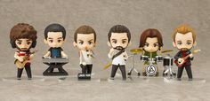 AmiAmi [Character & Hobby Shop] | Nendoroid Petite - LINKIN PARK Set(Released)