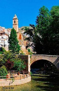 Alcalá de Júcar, Albacete, España
