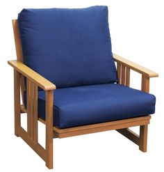 Backyard Creations® Timberland Arm Chair