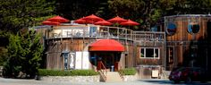 Big Sur Coast Gallery & Cafe in Big Sur, California - Fabulous food!