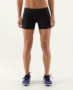 Lululemon Fast Track Shorts