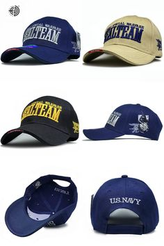 2dfc65b35be  HAN WILD  Brand Genuine New Hot US Army Baseball Caps Navy SEALs Men Women  Bones Tactical Cap Army Fans Team Casual Canvas Hat-in Baseball Caps from  Men s ...
