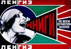 Rodchenko poster via @mmordecai