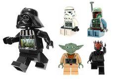Star Wars Wecker - Darth Vader, Yoda, Stormtrooper, Boba Fett ...