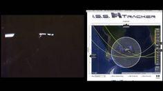 """Cosmic ray impacts on International Space Station camera at South Atlantic Anomaly / Perché """"nevica"""" a colori fuori dalla Stazione Spaziale?"""