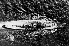 These Battleships Were Sunk With the Greatest Loss of Human Life - 19FortyFive Hms Furious, Hms Vanguard, Naval History, Military History, History Online, Big Guns, Aircraft Carrier