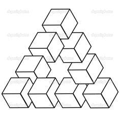 impossible cube - Cerca con Google