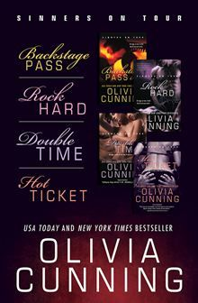 USA Today and NYT bestseller Olivia Cunning has delighted readers with her wildly popular Sinners on Tour series, the perfect blend of steamy sex, heartwarming romance, and wicked…  read more at Kobo.