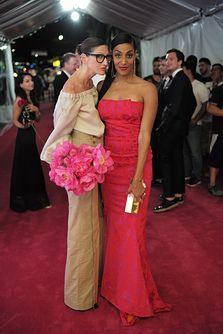 Jenna Lyons, Sarah Jones at 2016 CFDA Fashion Awards: Shot on LEICA Cameras