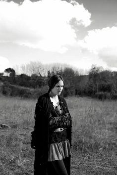 Aroma30 Cardigan, Photo Erica Fava, styling Gabriele Corbyons