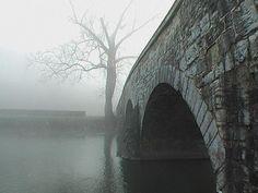 Burnside Bridge, Antietam Battlefield