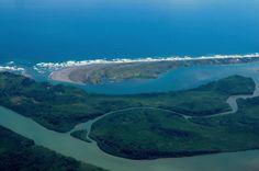Costa Pacifica en Costa Rica