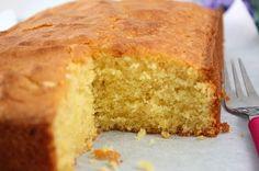 Sugee cake 3