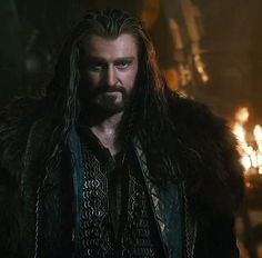 """Thorin: """"Those who have lived through dragon fire should rejoice they have much to be grateful for"""". Hobbit Art, O Hobbit, Tauriel, Jrr Tolkien, Thranduil, Legolas, Bagginshield, Fili And Kili, The Hobbit Movies"""