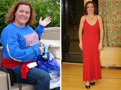 Wow! Joyce went from 226 lbs to 123 lbs! Find how she did it. #weightloss #health