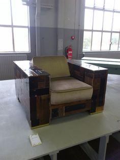 Piet Hein Eek Chair Exhibition