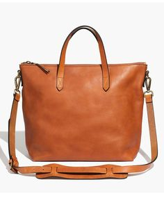 Madewell Zip Transport Tote | LuckyShops