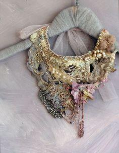 A beautiful Bonheur necklace…