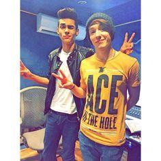 Alan Navarro & Alonso Villalpando ♥