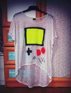 GameBoy Tshirt !