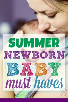 Summer Newborn Baby Must Haves I wish someone had given me this MUST HAVE items for summer newborns! I had two babies in May and w Baby Must Haves, New Born Must Haves, August Baby, June, Unique Baby Names, Newborn Essentials, Before Baby, Baby Massage, Second Baby