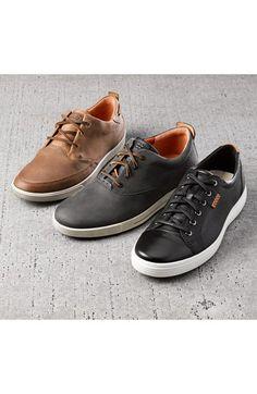 ECCO 'Collin' Boat Shoe (Men) | Nordstrom